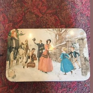 Huntley & Palmers Biscuit Tin - City of London